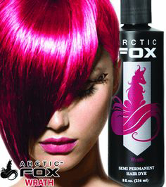 Arctic Fox HWrath Hair Dye