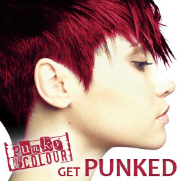 Punky Colour Hair Dye